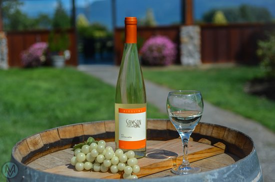 Everson, WA: We offer an assortment of wines, from grape varietals to fruit-based dessert wines.