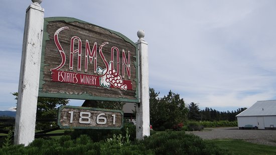 ‪Samson Estates Winery‬