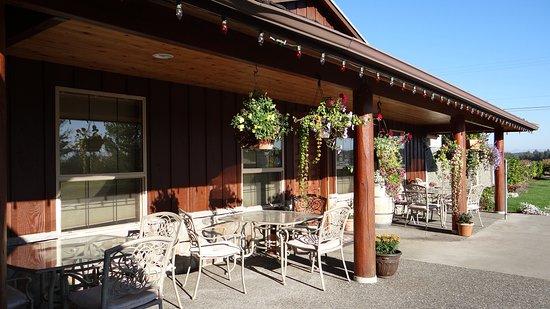 Everson, WA: Our tasting room is open all summer from 11 AM to 6 PM every day except Monday. Stop by for a ta