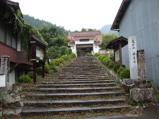 Chizu-cho, Japan: 興雲寺