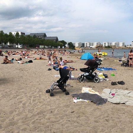Svanemoelle Beach