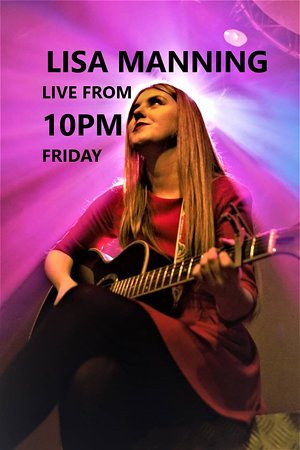 Lisa plays on a Friday night - Picture of Lily's Bar, Nenagh
