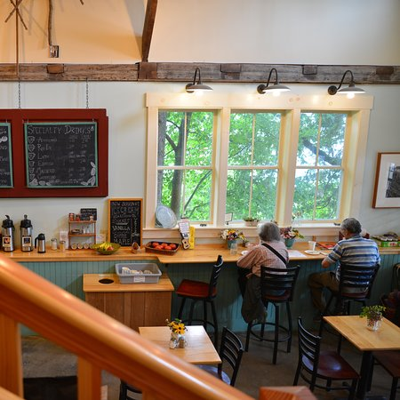 The Peacham Cafe, Peacham, VT