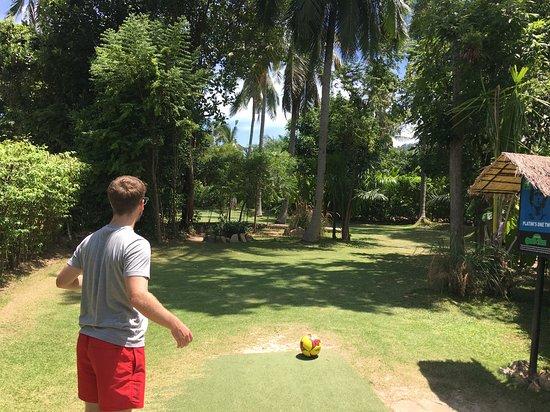Samui Football Golf Club Photo