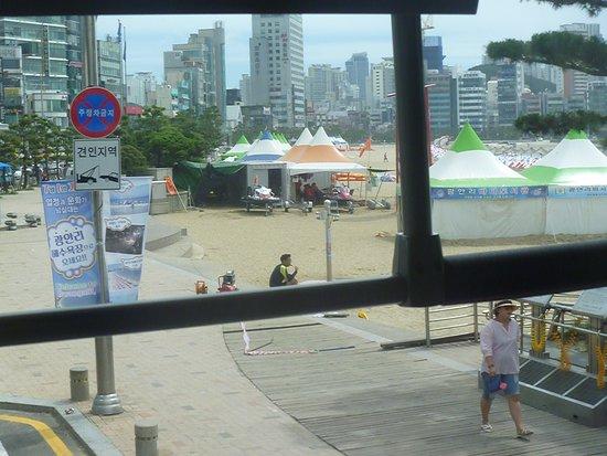 Gwangalli Beach-billede