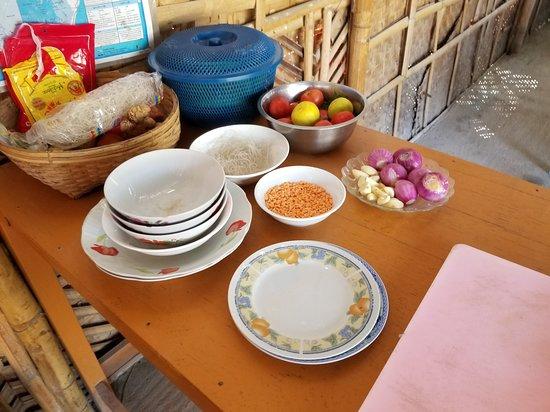 Zu Zu's Cooking Class