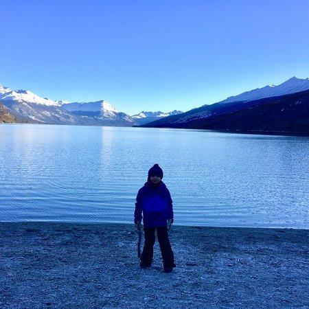 Tierra del Fuego National Park照片