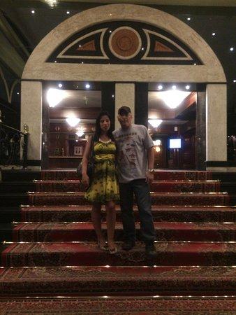 Cabana la Pascuala: ENTRADA DO HOTEL EXCELSIOR