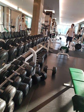 Fitness Hotel Borobudur Jakarta Fitness And Workout