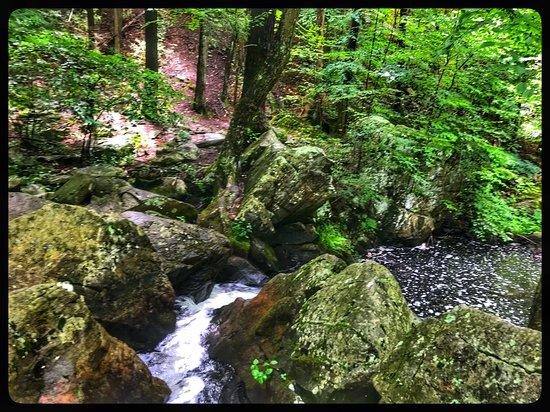 Stanhope, NJ: Waterfall