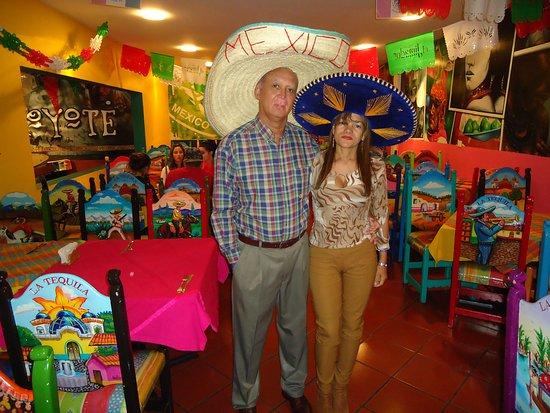 La Tequila Margarita: En familia