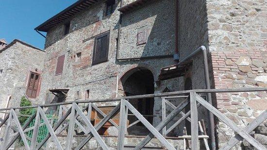 Borgo Carpineto: Bello lugar