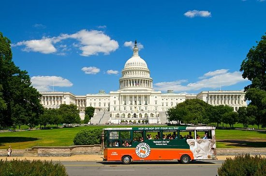 Washington DC Super Saver: Hop-on...