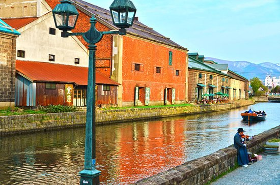 Otaru och Yoichi Private Day Tour ...