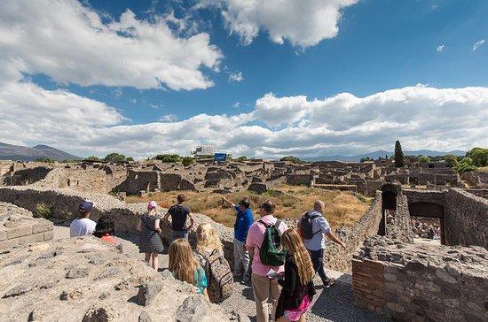 Billet de Pompéi avec accès direct