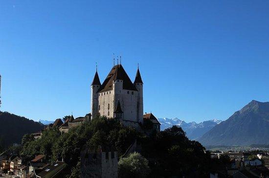 Schloss Thun Entrance Ticket