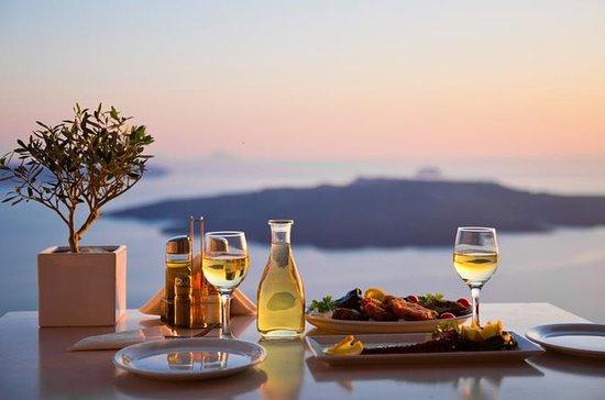 Eat & Walk Tour de Santorin