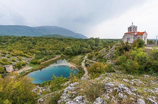 Buggy Dalmatian inland expedition tour