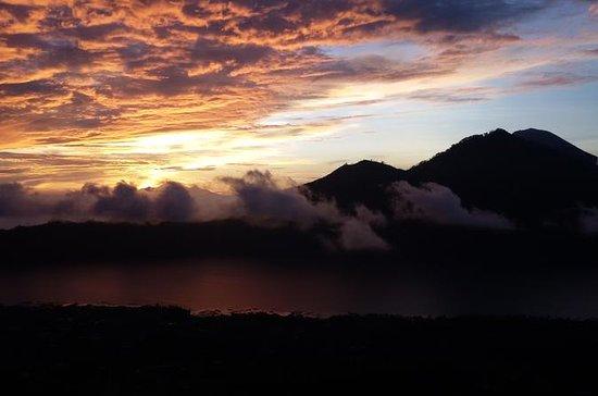 Private Hot Spring pool Camp & Mt Batur Sunrise (2pax)