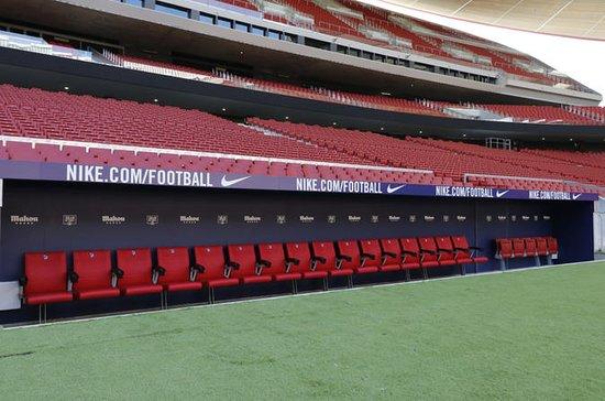 Entrada de Wanda Metropolitano
