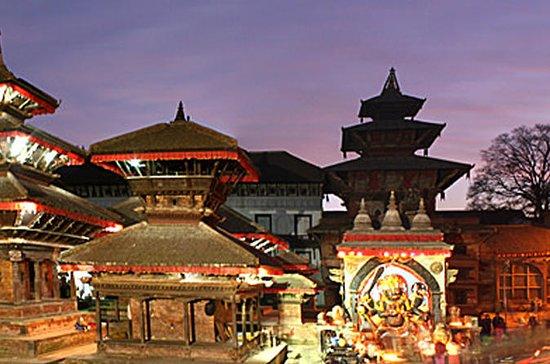 1-dagars Katmandu världsarvsstadstur ...
