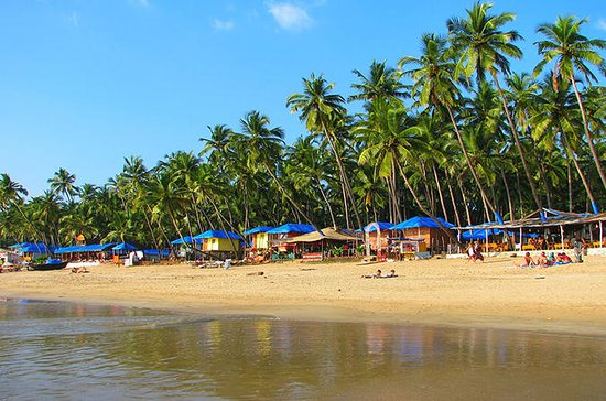 Full day Excursion to Palolem Beach on Private Basis