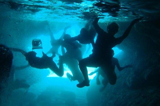 プライベートツアー:海のカヤック&シュノーケリングからロパッドのシパン島の緑…