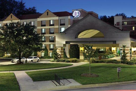 Tripadvisor Review Of Doubletree Hotel Biltmore Asheville Nc