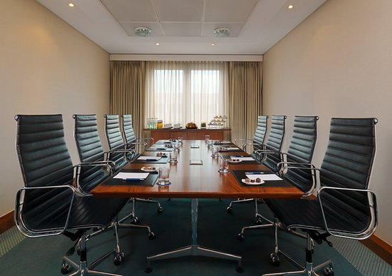 Sheraton Frankfurt Airport Hotel & Conference Center: Meeting room
