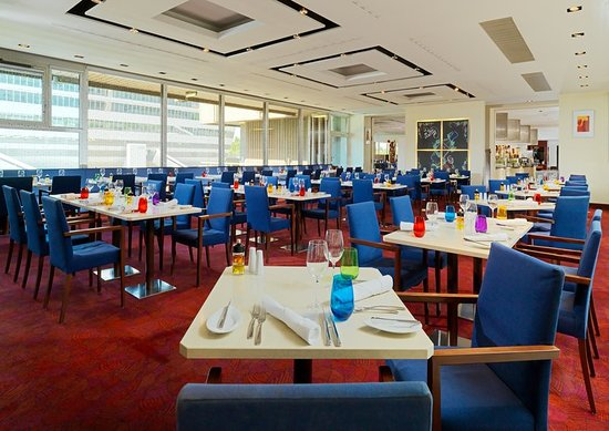 Sheraton Frankfurt Airport Hotel & Conference Center: Restaurant