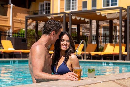 The Meritage Resort and Spa: Pool