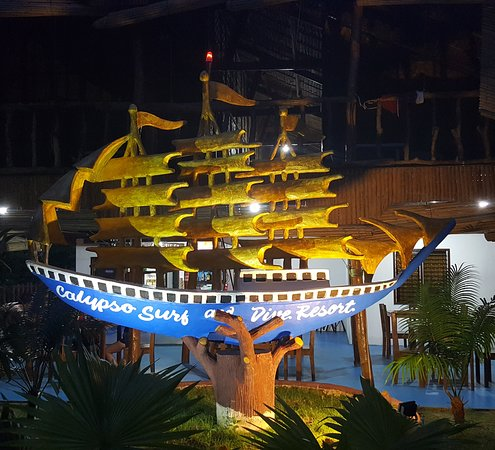 San Isidro, الفلبين: Calypso Surf and Dive