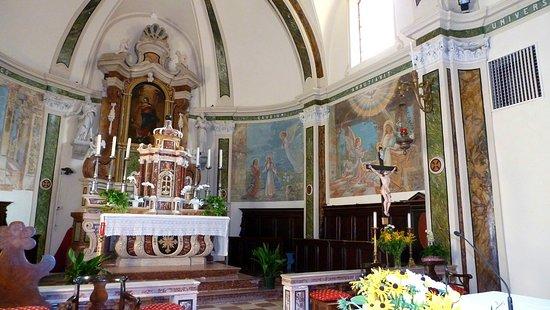 Tenno, إيطاليا: Chiesa dell'Immacolata...