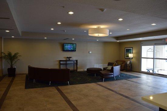Monahans, TX: Lobby
