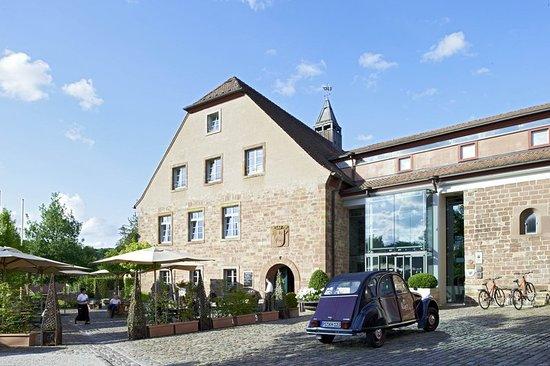 Hornbach, Jerman: Exterior