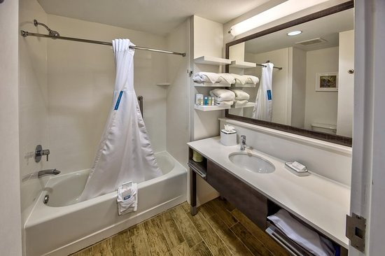 Hampton Inn Winter Haven: Guest room