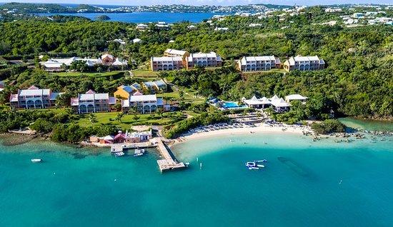 Grotto Bay Beach Resort Hamilton Bermuda