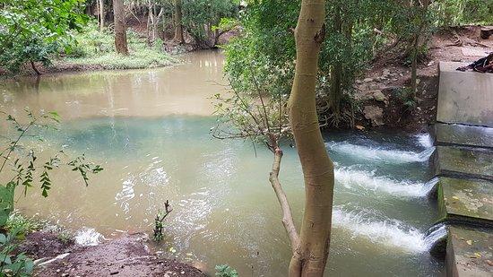 Khlong Thom, Thailand: ช่วงรอยต่อของบ่อผุกับ แหล่งน้ำอื่น