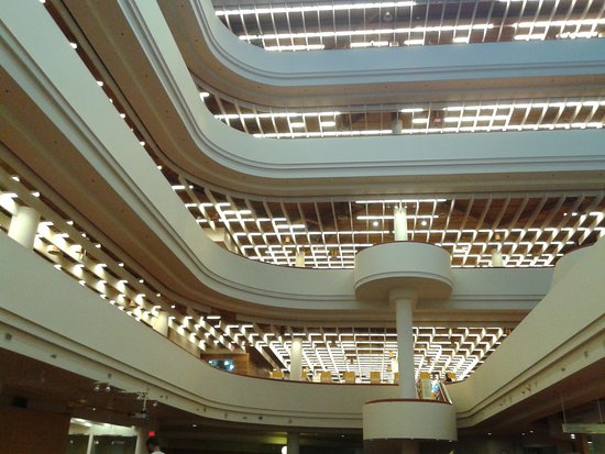 Toronto Public Library: What a View