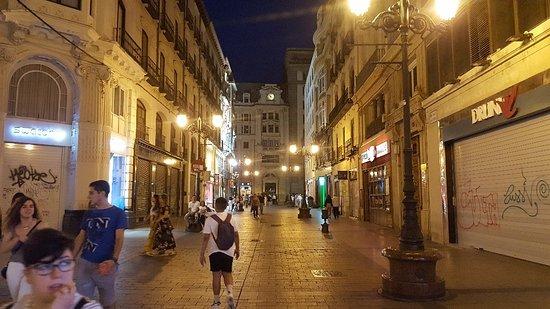 Calle Alfonso I Photo