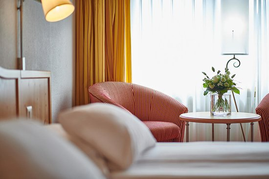 Hotel Bristol: Detail Doppelzimmer