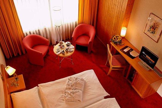 Hotel Bristol: Familienzimmer