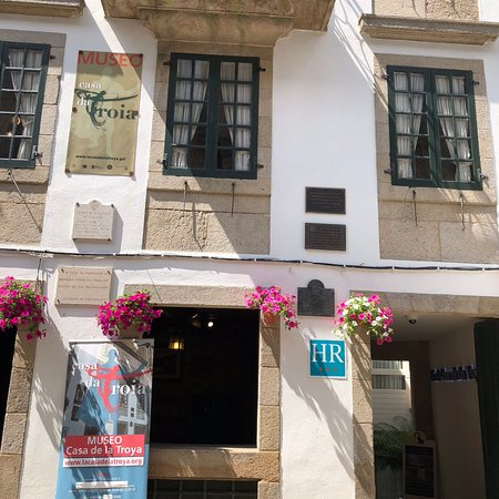 Museo casa de la troya santiago de compostela lo que se debe saber antes de viajar tripadvisor - La casa del libro santiago de compostela ...
