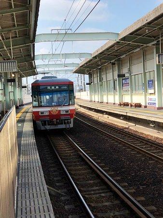 遠州鉄道(遠州病院駅)