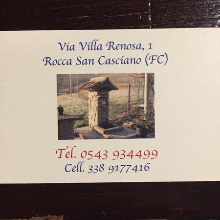 Rocca San Casciano, Italia: photo0.jpg