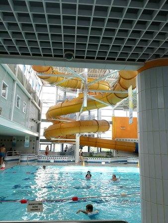 Letnany Lagoon - Aquacentrum