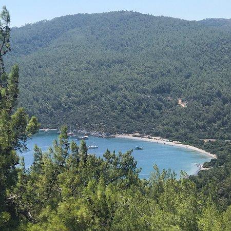 Halbinsel Bodrum, Türkei: Kissebuku Koyu