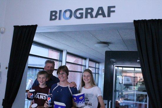 Roedding, Denmark: Biografen med 2 sale