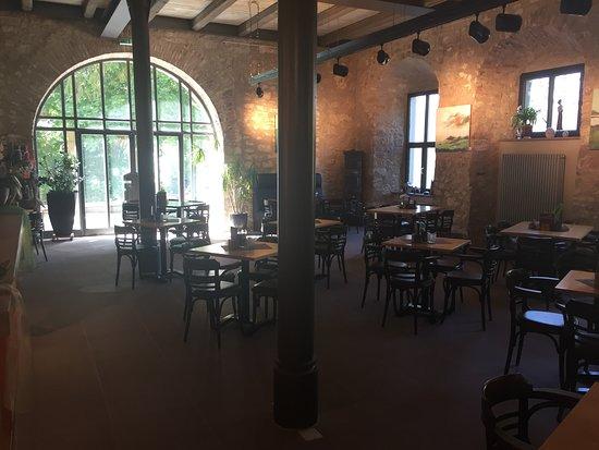 Bad Gandersheim, Germany: Indoor Kaffee