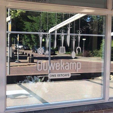 Austerlitz, เนเธอร์แลนด์: Ouwekamp, Ons Eetcafe
